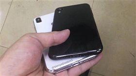 蘋果,新iPhone,iPhone X,愛瘋,iPhone,Ben Geskin 圖/翻攝推特