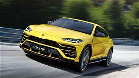 最速SUV就是我!Lamborghini Urus(圖/車訊網)