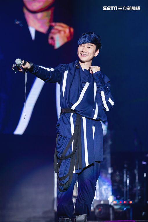 林俊傑28日重慶開唱 圖/JFJ Productions提供