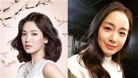 金泰希打敗國民女神宋慧喬奪得「南韓人最愛美女」冠軍。