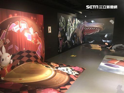 日本3D幻覺藝術展(圖/讀者提供)