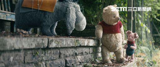 《摯友維尼》電影劇照。 圖/迪士尼提供