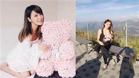 香港歌手「Ella」官恩娜支持「餵母奶無罪」。(翻攝IG)