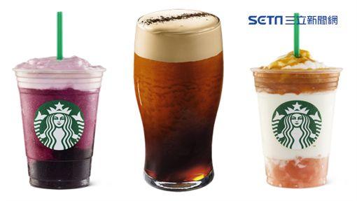 星巴克新飲品,星冰樂,。(圖/星巴克提供)