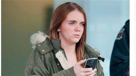 英國19歲少女性侵13歲少年(圖/翻攝自鏡報)