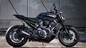 Harley-Davidson Streetfighter。(圖/翻攝Harley-Davidson網站)
