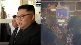戳破謊言! 金正恩繼續製造飛彈(右圖/翻攝自華盛頓郵報、左圖/翻攝自YouTube)