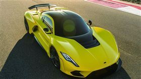 (車訊網/業配)Hennessey Venom F5挑戰482km/h極速