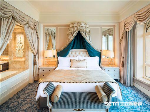 飯店,城堡。(圖/booking.com提供)