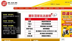 台灣運彩網路投注出包。(圖/網友提供)