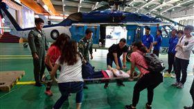 救護模擬演練