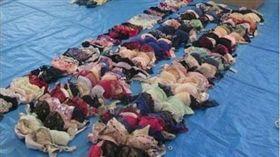 日本42歲男子首里悟6年來總共偷竊了1733件女性內褲。(圖/翻攝niftynews)