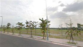達麗建設與高捷、高市府合作,將在岡山高捷北機廠打造複合式商城。(圖/翻攝Google Map)