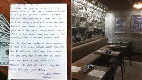 惹哭老闆!打工曾偷錢 她20年後寄道歉信還附利息萬元(圖/翻攝自臉書)