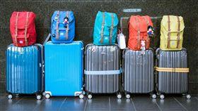 行李箱,出國,出遊(圖/翻攝自Pixabay)
