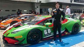 16:9 Lamborghini Taipei代表車手陳意凡二度登頂Pro-Am組別分組冠軍席次 車訊網