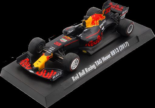 Red Bull Racing TAG Heuer RB13。(圖/Red Bull提供)