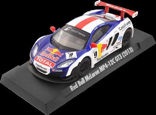 Red Bull McLaren MP4-12C GT3。(圖/Red Bull提供)