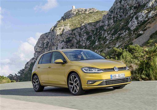 Volkswagen Golf。(圖/Volkswagen提供)