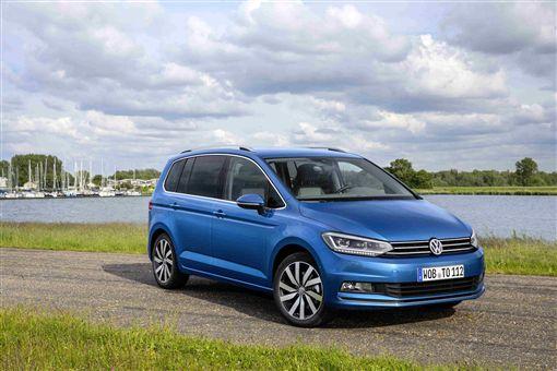 Volkswagen Touran。(圖/Volkswagen提供)