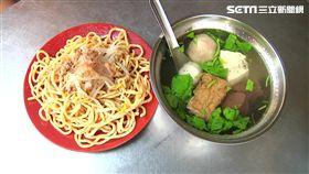 台中北區永興街美食、米苔目冰、鍋燒麵、炒麵