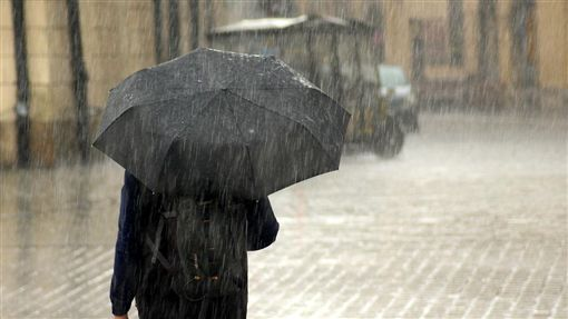 雨天,下雨,降雨,大雨特報/pixabay