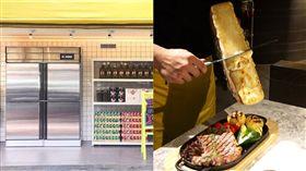 板橋美食,網美,冰箱,火燒披薩,起司,yelo(記者郭奕均攝影)