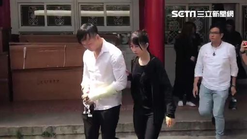 台北,游瀚甯,藍寶堅尼,告別式(圖/記者 楊忠翰攝)