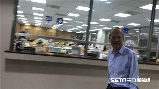 前中投總經理汪海清,三中案,北院。翻攝畫面