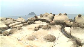岩石撩妹夯,基隆,阿拉寶灣,十大奇岩,撩妹,祕境