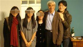 中華開發資產管理,總經理,劉宗雄,墜樓,周華健,北市(翻攝臉書)