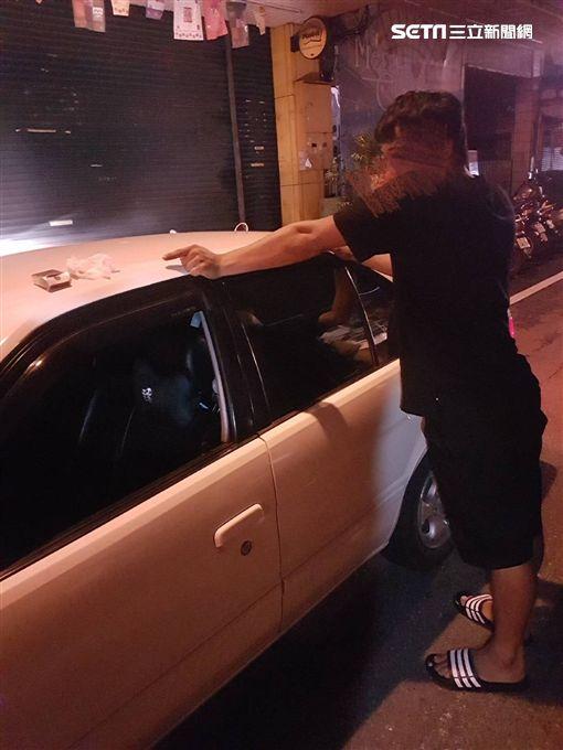 屏東分局,毒品吸食器,違規停車,鹹酥雞, 宵夜,解饞