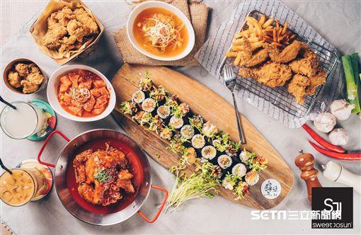 韓式炸雞。