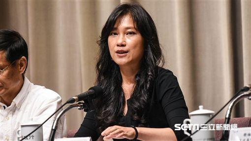 行政院召開「我國少子女化對策計畫相關說明」記者會,發言人kolas yotaka。 (圖/記者林敬旻攝)