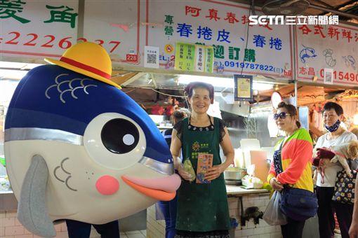 台南市觀光旅遊局,市場,倫敦男孩,台南市,鴨母寮,傳統市場,美食,魚頭君
