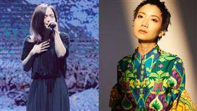 徐佳瑩才剛公布喜訊,未料盧凱彤墜樓身亡。(圖/翻攝自臉書)