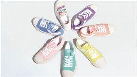Pantone,帆布鞋,PONY,球鞋,蔡依林,周筆暢