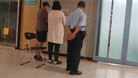 台北,葛西健二,虐童,女嬰,重傷害。翻攝畫面
