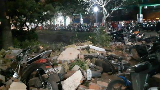 印尼龍目島7.0強震https://twitter.com/