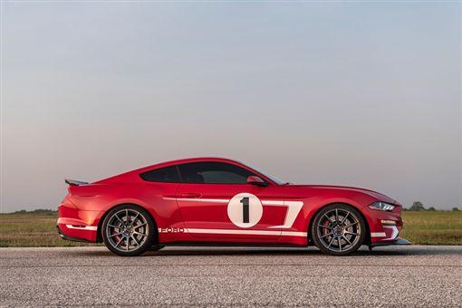 Heritage Edition Mustang。(圖/翻攝Hennessey網站)