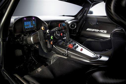 Mercedes-AMG GT3賽車。(圖/翻攝rmsothebys網站)