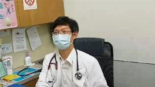 台北,日籍藝人,虐嬰,診所,虐童(圖/翻攝畫面)