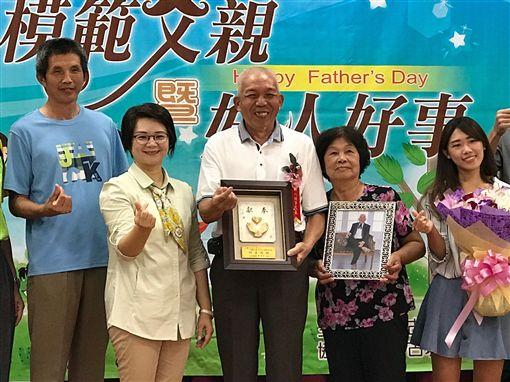 雲林縣80歲志工陳景雄 獲好人好事表揚