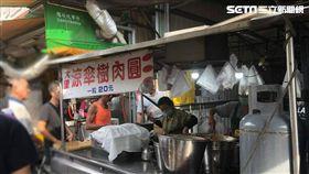 台中佛心涼傘樹肉圓一顆20元/網友黃羿授權提供