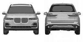 BMW X7休旅車外觀圖。(圖/翻攝motorbox網站)