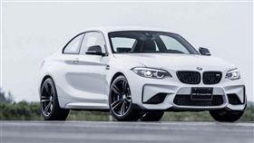 4.3秒的強悍魅力BMW M2 Conquest Edition全面升級搭載 圖/車訊網