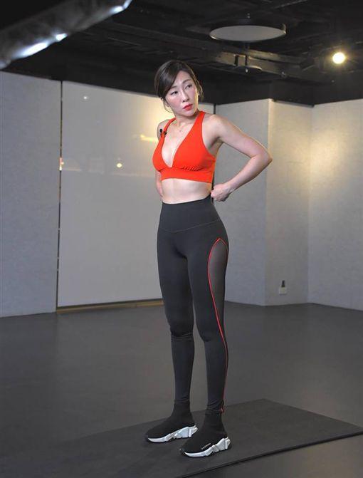 Kimiko老師(翻攝自Kimiko臉書)