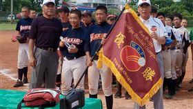 北海道隊5戰全勝奪冠。(圖/學生棒聯提供)