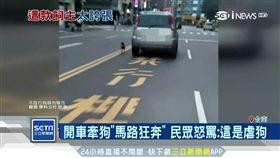 虐狗,虐待動物,動保,台南,狗狗,危險駕駛