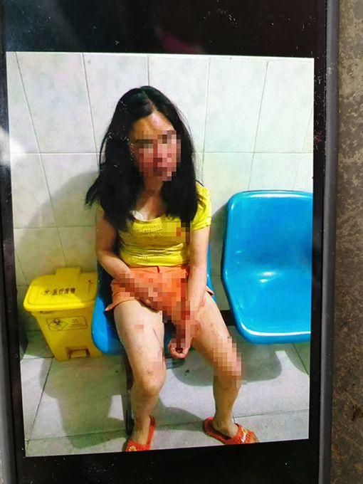 大陸女子遭公婆施爆,離奇暴斃亡。(圖/翻攝自澎湃新聞) ID-1485734